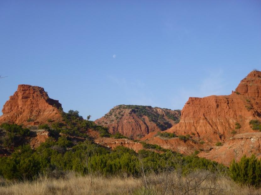 Caprock Canyons aVictory