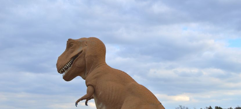 "Jurassic ""State"" Park."