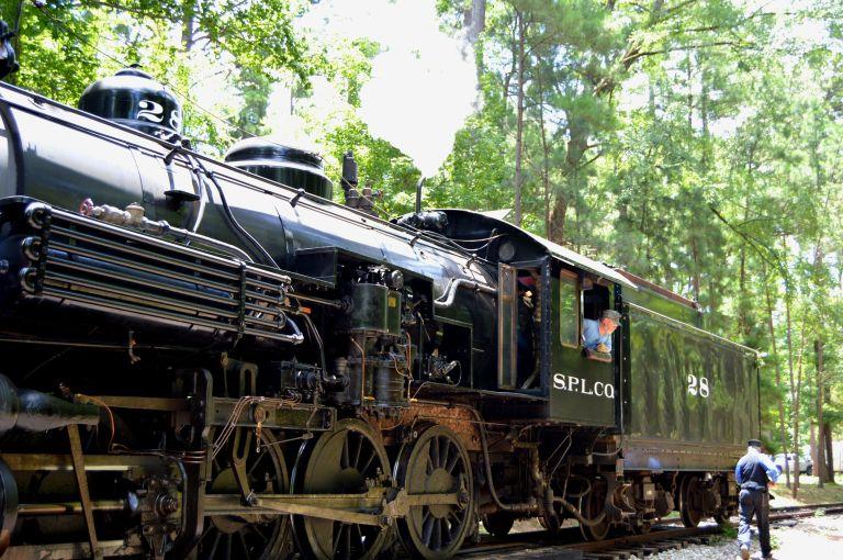 Steam Train 28