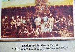 Caddo Lake CCC