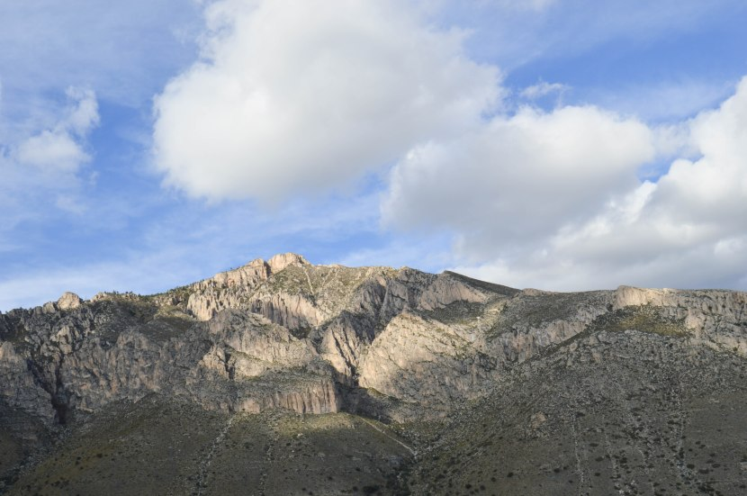 Guadalupe Mountain: The Top Of Texas