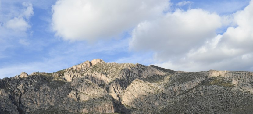 Guadalupe Mountain: The Top OfTexas