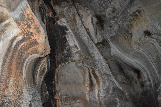 hueco tanks cave -