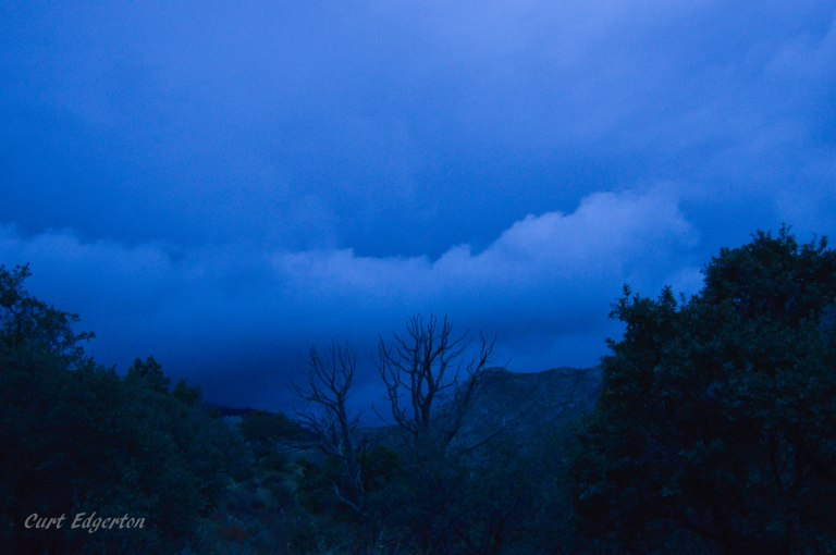 morning storms-